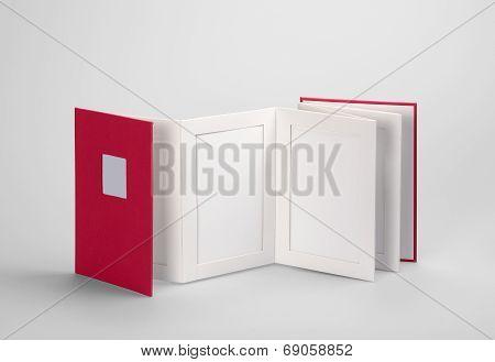 Blank Book, Photo Album
