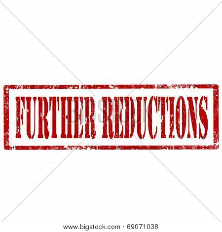 Further Reductions-stamp