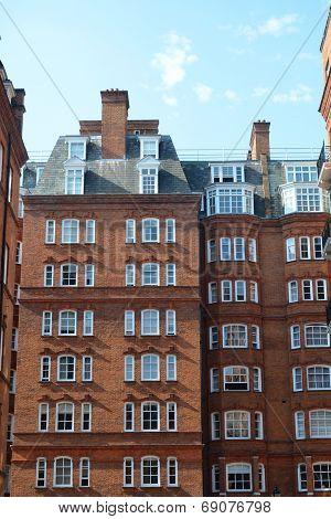 Luxury brick flats kensington