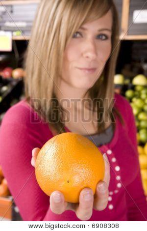 Handing Orange