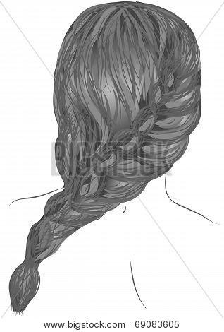 Plait Hair