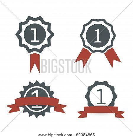Award Medal Icons