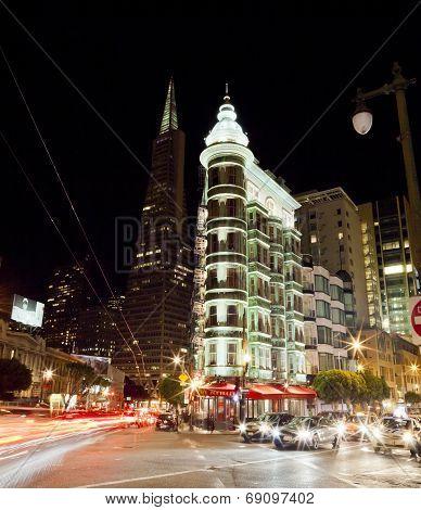 San Francisco On Nov 4Th, 2012