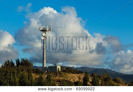 Hill Top Transmission Tower