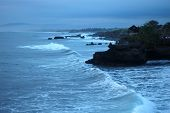 image of tanah  - tanah lot holy temple that located in beraban - JPG