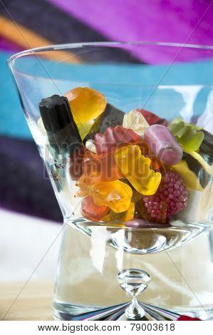 Mix Gummy Candy