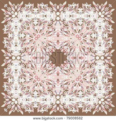ornate pattern background