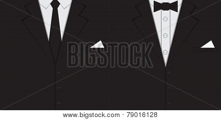 Male Clothing Suit Background