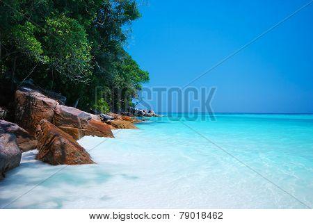 Andaman Beach in Thailand
