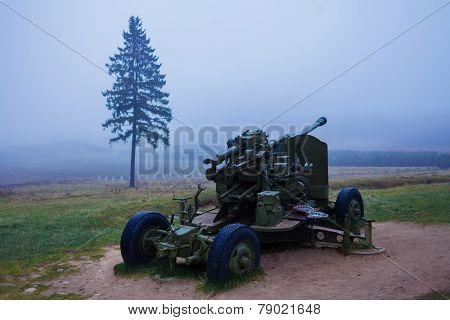 Soviet Grenade Launcher In Wwii
