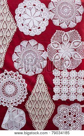 Handmade Crochet Decorative Pieces