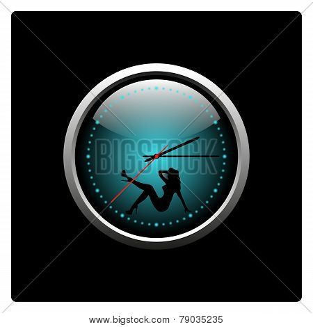 Watches, Vector Illustration.