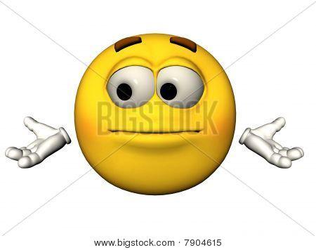 Helpless Emoticon