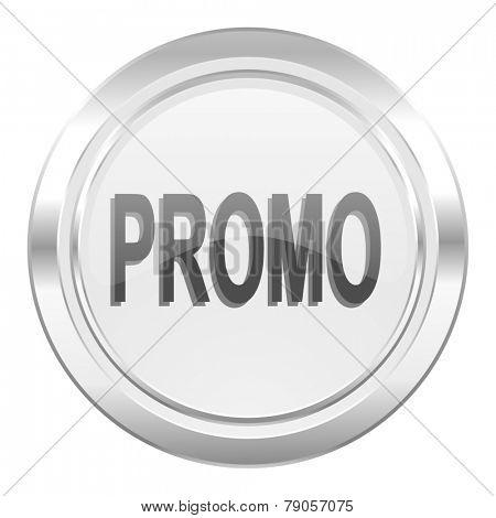promo metallic icon