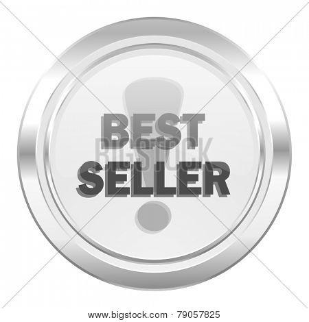 best seller metallic icon