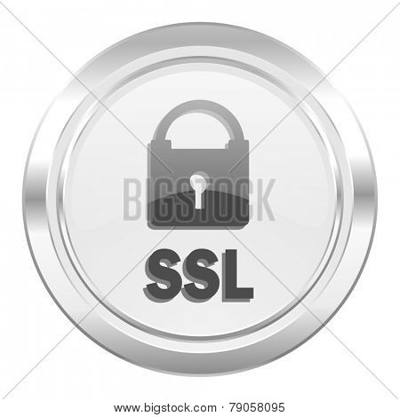 ssl metallic icon