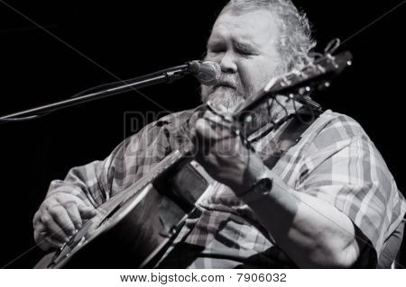 John Martyn at Joe's Pub New York City