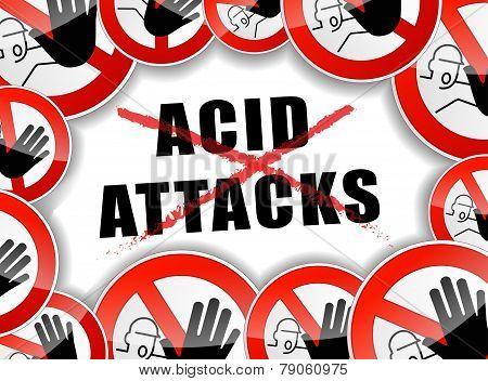 Stop Acid Attacks