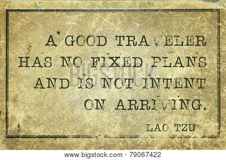 Traveler Tzu