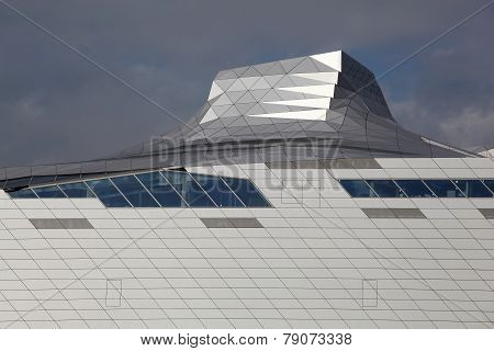 Museum of Confluences in Lyon, France