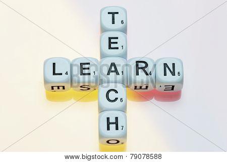 Teach And Learn On Dice