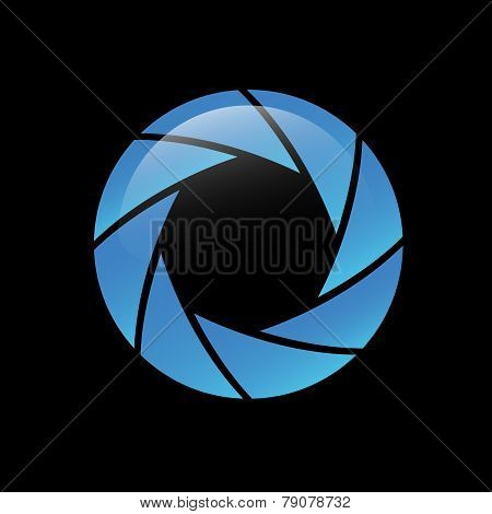 Blue aperture