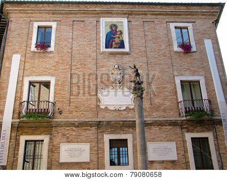 Antico palazzo di Urbino