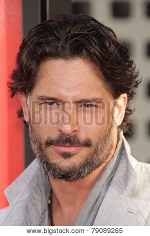 LOS ANGELES - MAY 30:  JOE MANGANIELLO arrives to