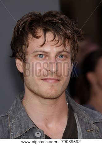 LOS ANGELES - AUG 01:  Noah Segan arrives to