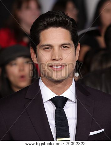 LOS ANGELES - NOV 11:  JD Pardo arrives to the