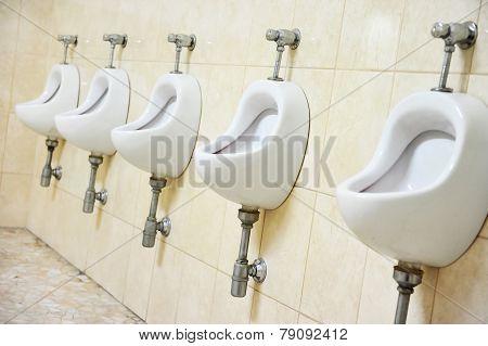 Public Men's Toilet