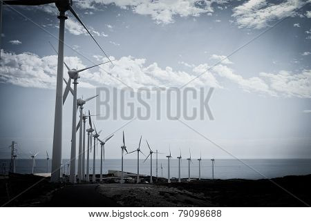 Wind Farm In Tenerife To Make Clean Energy