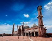 stock photo of masjid  - Jama Masjid  - JPG