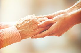 picture of life-support  - Helping hands - JPG