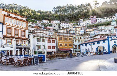 Luarca, Asturias Province, Spain