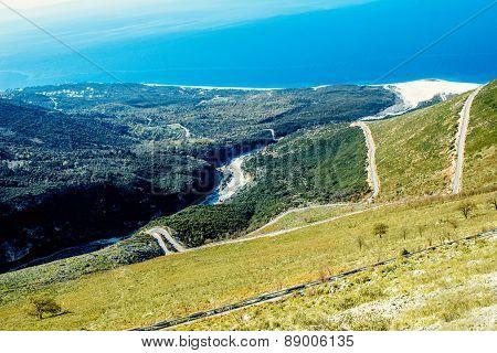 Albanian landscapes