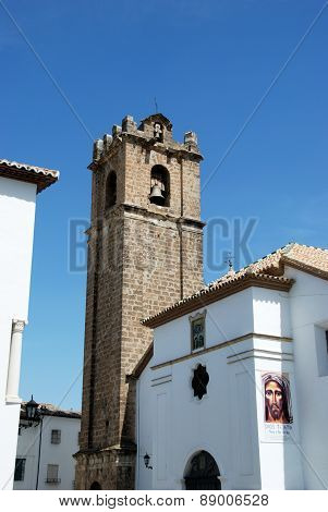 Parish church, Priego de Cordoba.