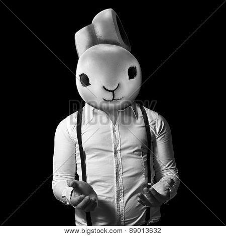 Man Rabbit