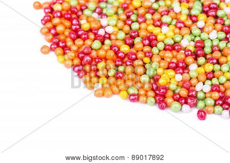 Small Round Candies