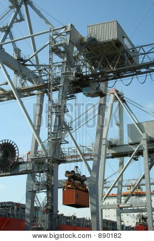 Container Cranes 3