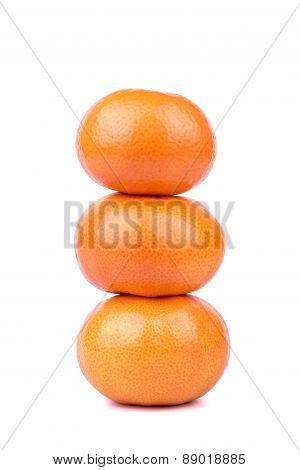 Three Mandarin