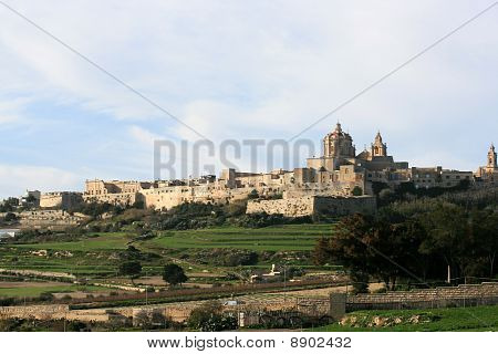 Mdina, Malta's Silent City