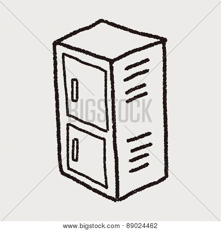 Locker Doodle