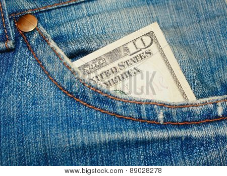 10 Dollars In My Pocket