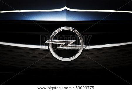OPEL logo emblem