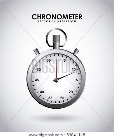 gym design - chronometer