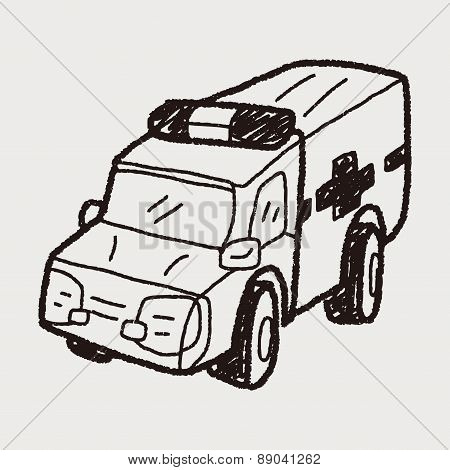 Ambulance Doodle