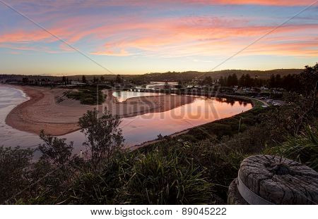 Narrabeen Lakes Entrance