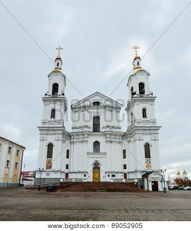 Holy Dormition Cathedral, Vitebsk