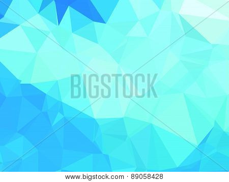 Background modern texture triangle geometry crystal shining